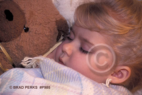 girls with teddy bears. with Teddy Bear - Royalty
